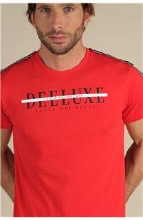 T-Shirt T-Shirt RALF Homme S21113M (59212) - DEELUXE