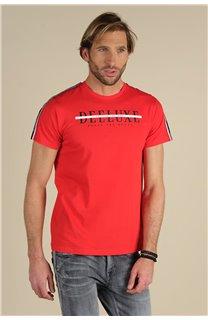 T-Shirt T-Shirt RALF Homme S21113M (59213) - DEELUXE