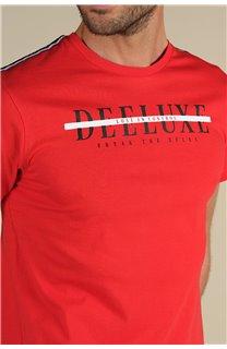 T-Shirt T-Shirt RALF Homme S21113M (59214) - DEELUXE