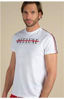 T-Shirt T-Shirt RALF Homme S21113M (59216) - DEELUXE