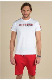 T-Shirt T-Shirt RALF Homme S21113M (59218) - DEELUXE