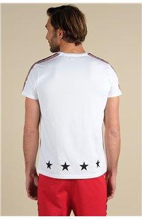 T-Shirt T-Shirt RALF Homme S21113M (59219) - DEELUXE