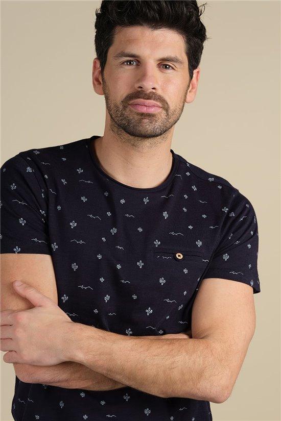 T-Shirt T-Shirt MEXICO Homme S21114M (59221) - DEELUXE