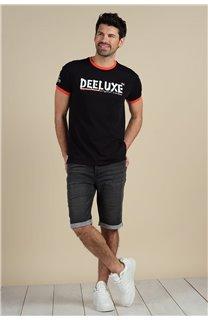 T-Shirt T-Shirt ALEC Homme S21124M (59257) - DEELUXE