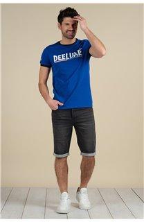 T-Shirt T-Shirt ALEC Homme S21124M (59261) - DEELUXE