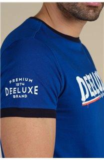T-Shirt T-Shirt ALEC Homme S21124M (59263) - DEELUXE