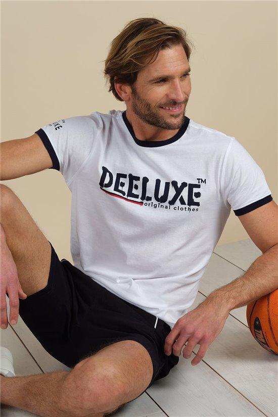T-Shirt T-Shirt ALEC Homme S21124M (59256) - DEELUXE