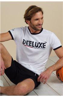 T-Shirt T-Shirt ALEC Homme S21124M (59264) - DEELUXE