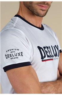 T-Shirt T-Shirt ALEC Homme S21124M (59267) - DEELUXE