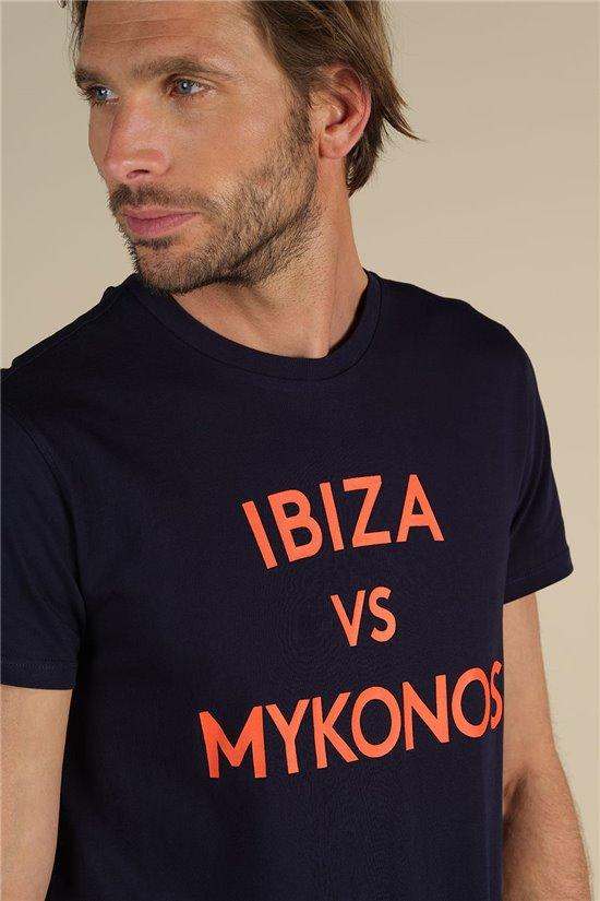 T-Shirt T-Shirt IBIZA Homme S21126M (59268) - DEELUXE