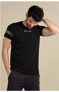 T-Shirt T-Shirt WAKE Homme S21127M (59277) - DEELUXE
