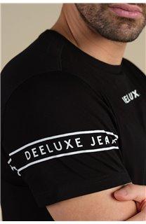 T-Shirt T-Shirt WAKE Homme S21127M (59279) - DEELUXE