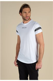 T-Shirt T-Shirt WAKE Homme S21127M (59282) - DEELUXE