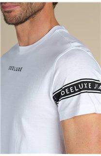 T-Shirt T-Shirt WAKE Homme S21127M (59283) - DEELUXE