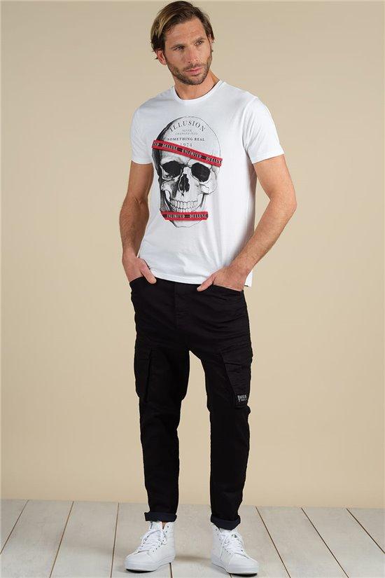 T-Shirt T-Shirt RUDY Homme S21143M (59361) - DEELUXE