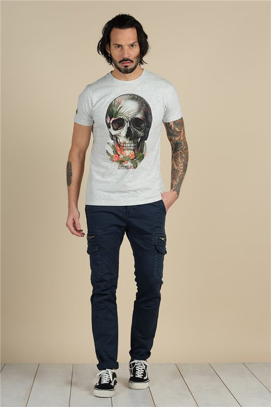 T-Shirt T-Shirt JACKSON Homme S21152M (59404) - DEELUXE
