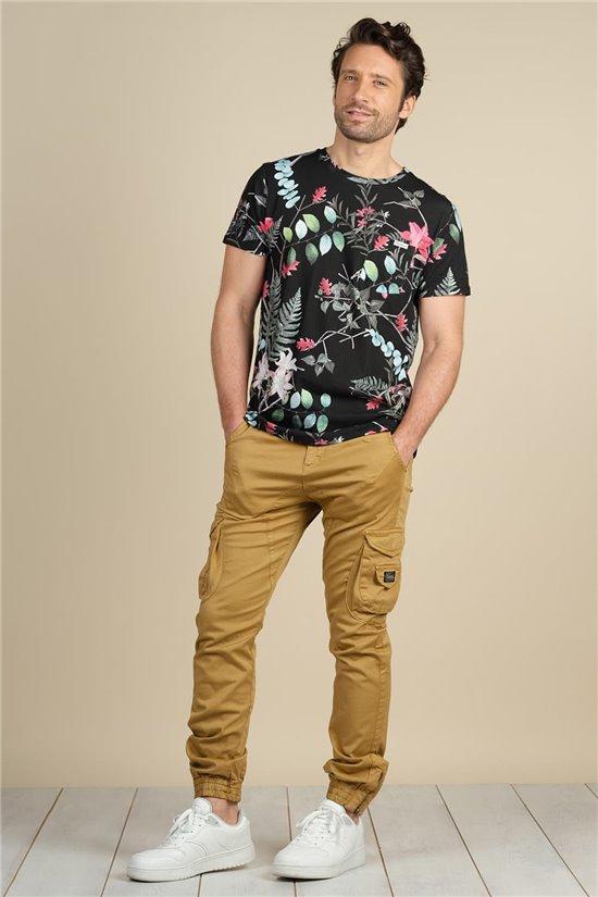 T-Shirt T-Shirt CAITITIU Homme S21154M (59429) - DEELUXE