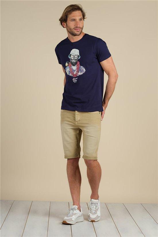 T-Shirt T-Shirt ALOHA Homme S21155M (59438) - DEELUXE