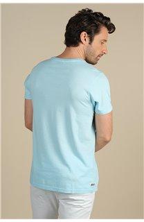 T-Shirt T-Shirt ALOHA Homme S21155M (59445) - DEELUXE