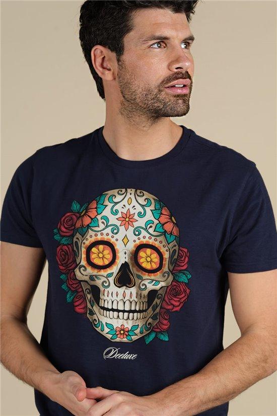T-Shirt T-Shirt CALAVERA Homme S21165M (59469) - DEELUXE
