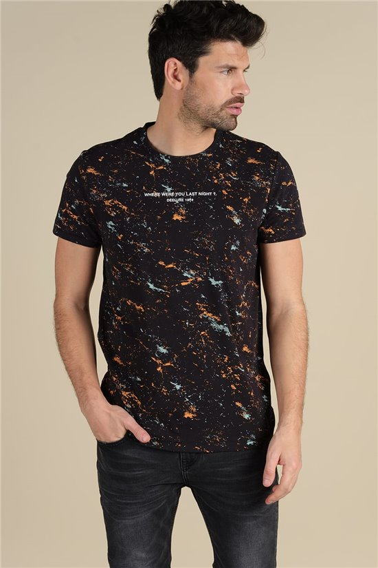 T-Shirt T-Shirt PARAIBA Homme S21170M (59498) - DEELUXE