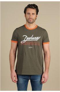 T-Shirt T-Shirt HYLTON Homme S21180M (59532) - DEELUXE