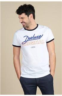 T-Shirt T-Shirt HYLTON Homme S21180M (59538) - DEELUXE