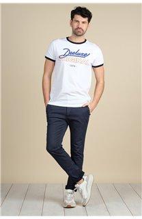 T-Shirt T-Shirt HYLTON Homme S21180M (59539) - DEELUXE