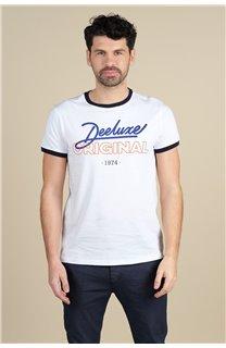 T-Shirt T-Shirt HYLTON Homme S21180M (59540) - DEELUXE