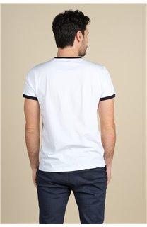 T-Shirt T-Shirt HYLTON Homme S21180M (59541) - DEELUXE