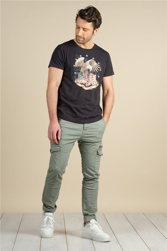 T-Shirt T-Shirt EAGLES Homme S21182M (59543) - DEELUXE