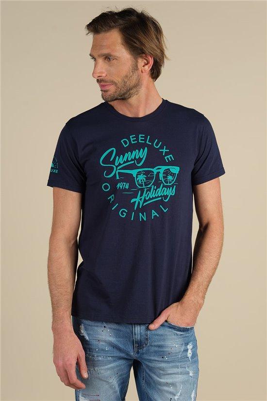 T-Shirt T-Shirt POSEIDON Homme S21190M (59556) - DEELUXE