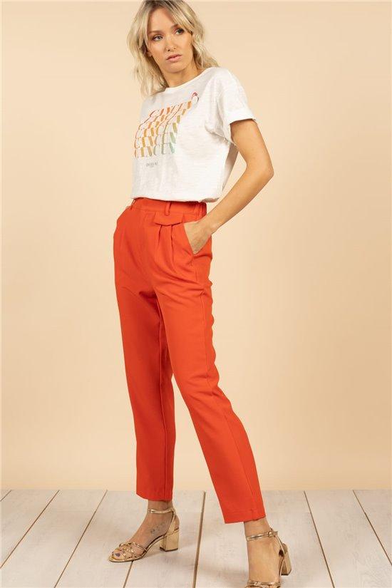 T-Shirt T-Shirt CANCUN Femme S21153W (59748) - DEELUXE