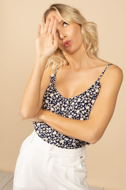 T-Shirt Top MALA Femme S21161W (59753) - DEELUXE