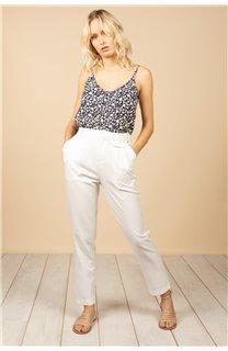 T-Shirt Top MALA Femme S21161W (59754) - DEELUXE