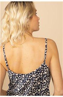 T-Shirt Top MALA Femme S21161W (59756) - DEELUXE