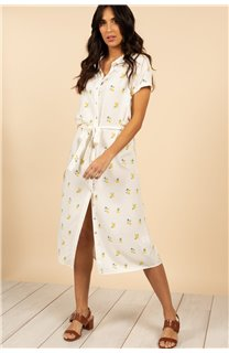Robe Robe LIMA Femme S21209W (59789) - DEELUXE