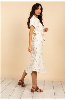 Robe Robe LIMA Femme S21209W (59791) - DEELUXE