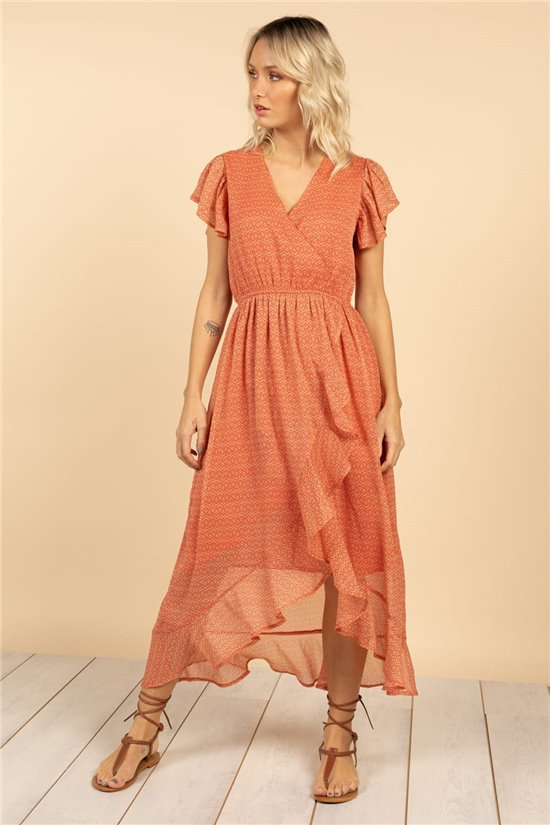 Robe Robe ASTRIDE Femme S21210W (59794) - DEELUXE