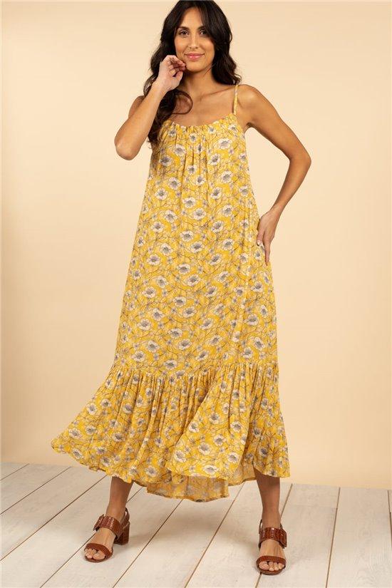 Robe Robe EDWIGE Femme S21211W (59799) - DEELUXE