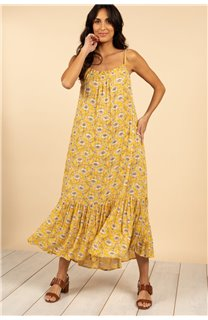 Robe Robe EDWIGE Femme S21211W (59800) - DEELUXE