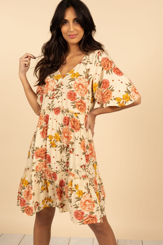 Robe Robe MEDELINE Femme S21215W (59803) - DEELUXE