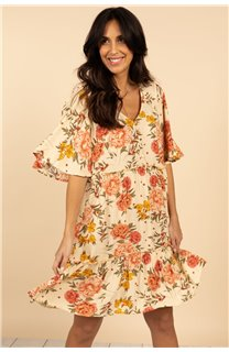 Robe Robe MEDELINE Femme S21215W (59804) - DEELUXE