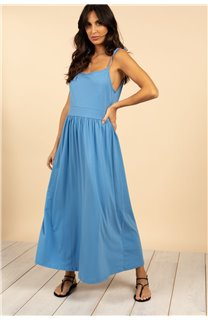 Robe Robe CLAUDIE Femme S21229W (59829) - DEELUXE