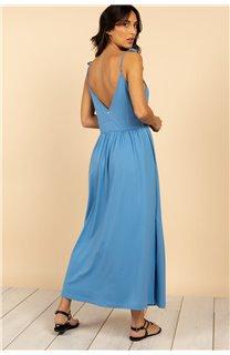 Robe Robe CLAUDIE Femme S21229W (59831) - DEELUXE