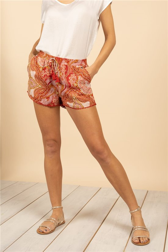 Short Short MALOCA Femme S21711W (59915) - DEELUXE