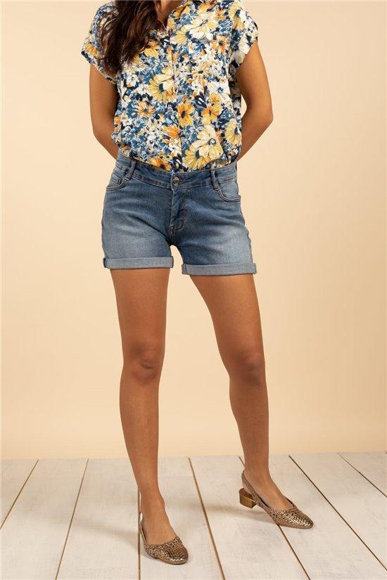 Short Short CASSANDRE Femme S21J822W (59925) - DEELUXE