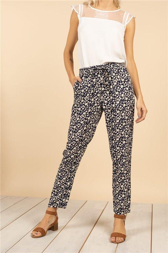 Pantalon Pantalon TRUDY Femme S21731W (59930) - DEELUXE