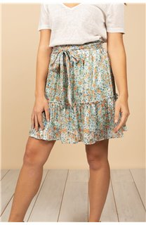 Jupe Jupe ANITA Femme S21763W (59958) - DEELUXE