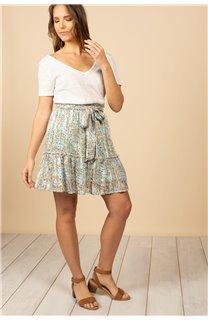 Jupe Jupe ANITA Femme S21763W (59959) - DEELUXE